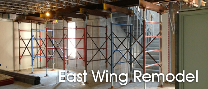 East Wing Remodel