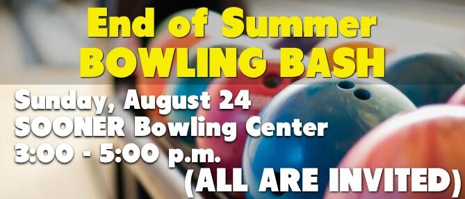 Bowling Bash 2014
