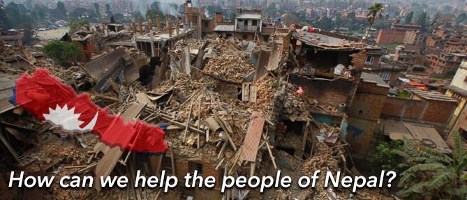Nepal Disaster Response