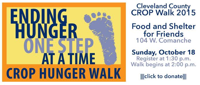 CROP Walk 2015