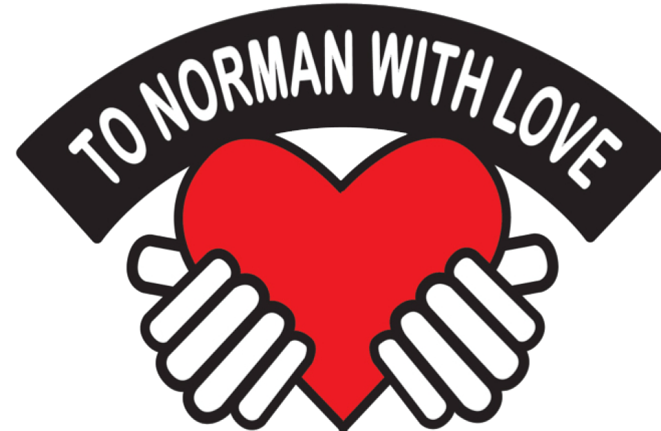 To Norman with Love Service Projects