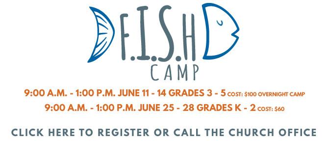 F.I.S.H Camp