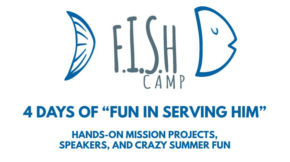 F.I.S.H Camp Grades 3-5
