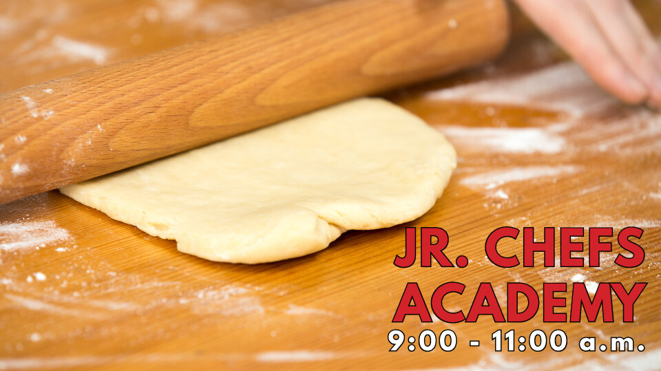 Jr. Chefs Academy (4-years - 1st grade)