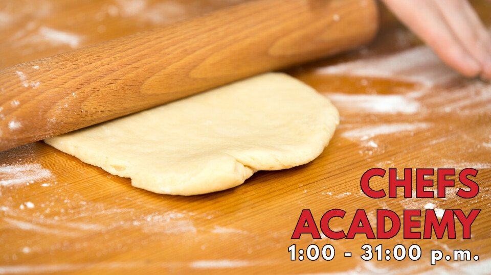 Chefs Academy (2nd-5th grades)