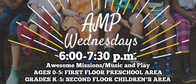 Amp Wednesday