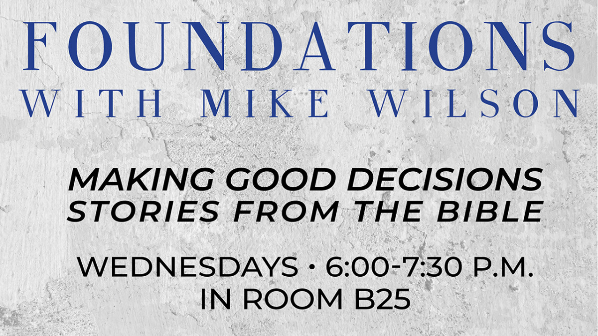 Foundations With Mike Wilson