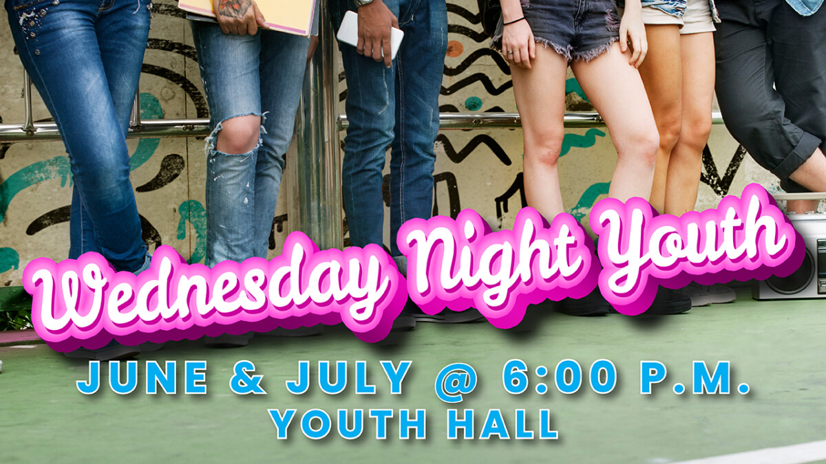 Wednesday Night Youth